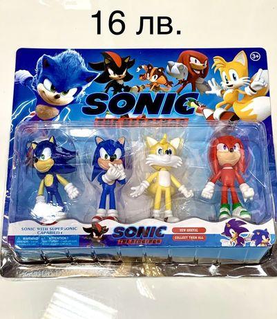 Соник/sonic/играчка Соник