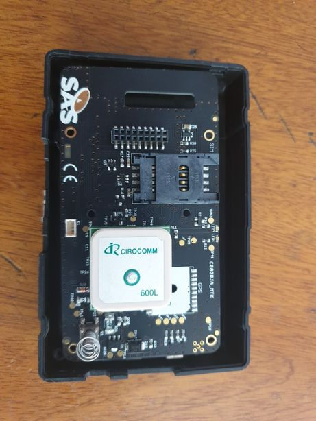Receptor GPS Sas locator monitorizare flota auto