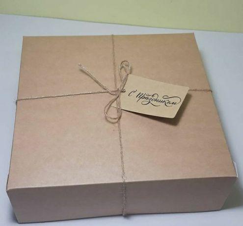 Коробка для подарка 300тг
