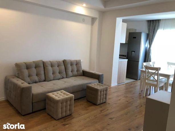 Apartament 3 camere, 2 bai, balcon, mobilat si utilat, in Cosmopolis !