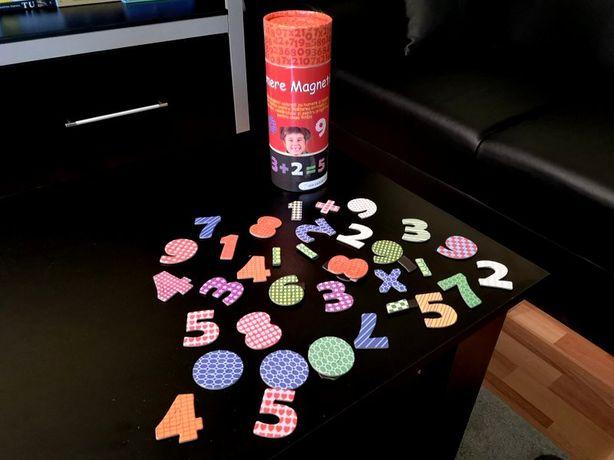 Numere magnetice - lumea magnetilor