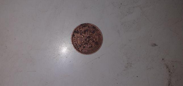 Монета 1916 года