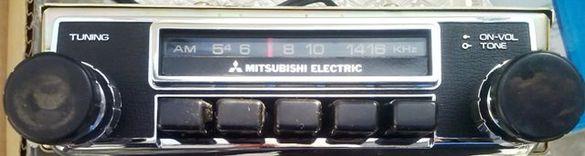 радио за кола, РАБОТИ,НОВО,80те Mitsubishi  240 , 160 ,