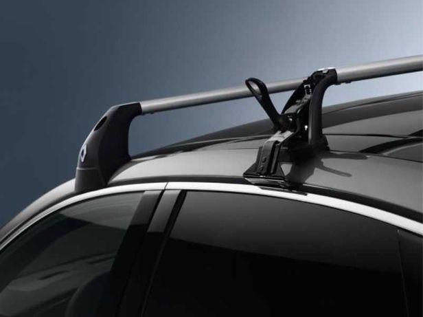 Bare de pavilion transversale din aluminiu Dacia Logan III