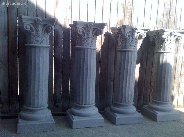 Coloane Decorative din Beton, Coloane din Beton
