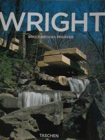 Frank Lloyd Wright 1867-1959 (text in lb. engleza)