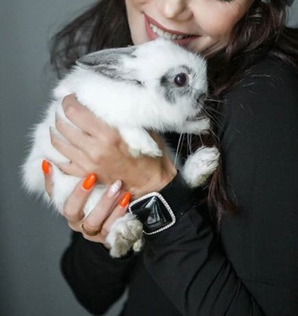 Вязка кролика