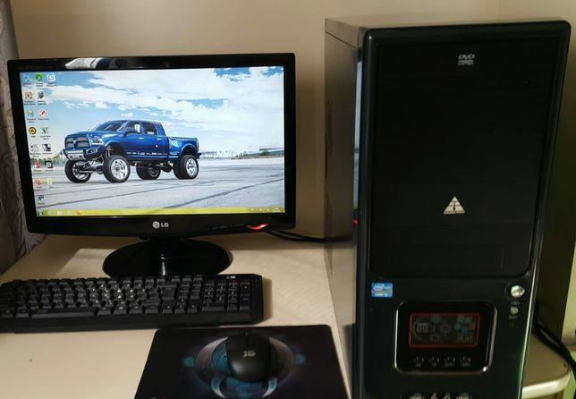 Игровой компьютер i5-3340, 4-х ядерный 3,3 GHz, видеокарта GT 740