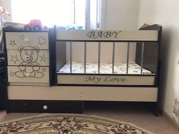 Кровать за 10000 Срочно