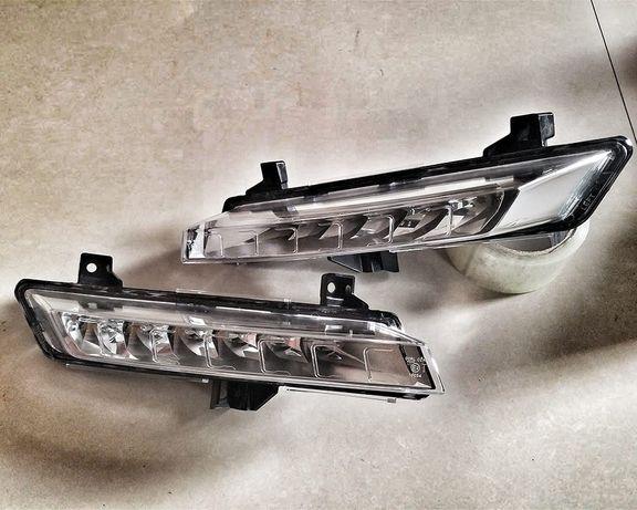 Lumini de zi DRL Renault Clio