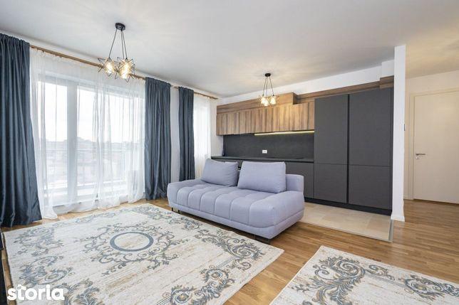 Apartament elegant de 2 camere cu parcare subterana in Luxuria Residen