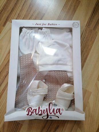 Compleu nou-nascut, pentru botez