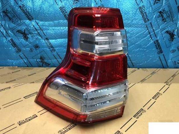 Фонарь задний / задняя фара на Тойота Прадо 150-155 / Prado 150-155