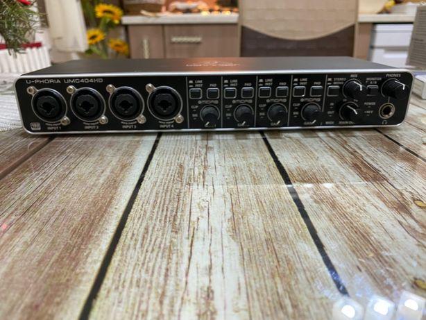 Vand Placa de sunet Behringer U-Phoria UMC404HD 24-bit/96kHz