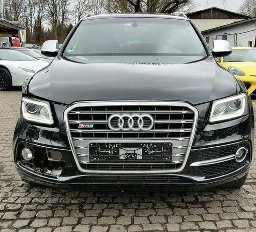 Dezmembrez Audi SQ5 Q5 8R 3.0 BiTdi CGQ facelift led Sline volan motor