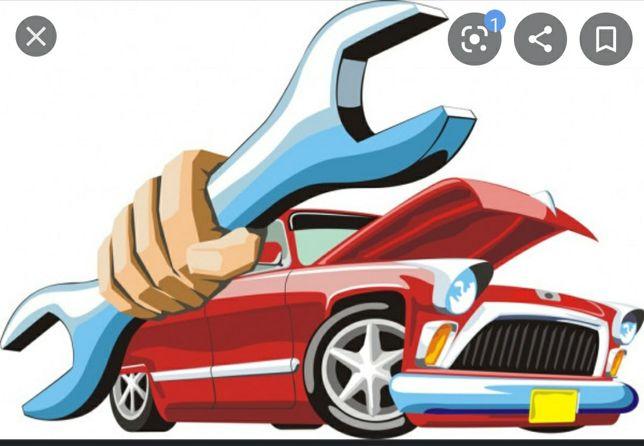 СТО, ремонт машин по низким ценам. ЦЕНТР