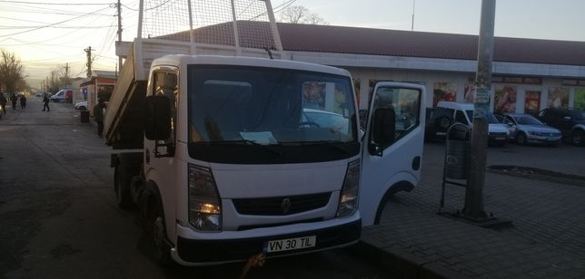 Renault Maxity Basculabil (iveco,ford,nissan)