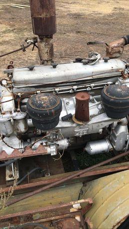 Двигатель поливной установки за 300тыс. тг