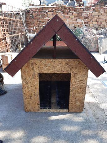 Нова кучешка колиба