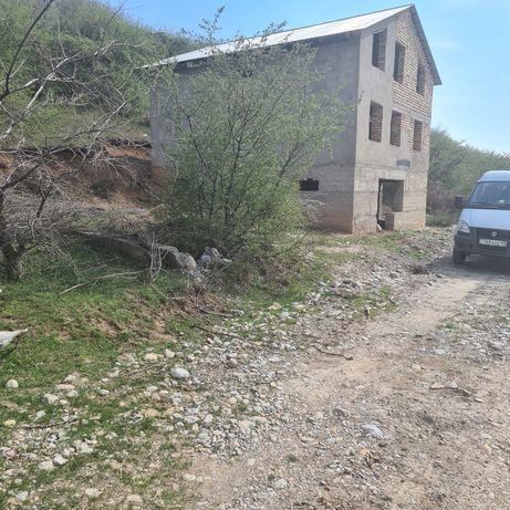 Недостроенный 3хуровневый дом Бургулюк