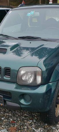 Parbriz Suzuki Jimny/Dezmembrez