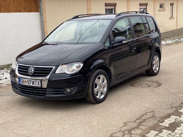 VW Touran 2.0 140 /cp