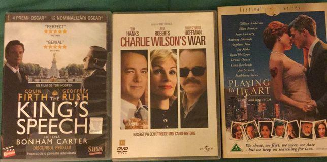 Vând 3 dvd-uri