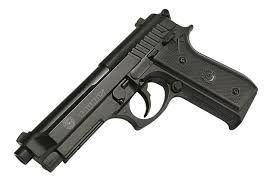 Pistol Taurus Beretta PT92 CO2 +10CO2+1000 bile 0,25gr 210 lei