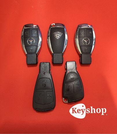 Mercedes W210.w202.w203.w211.w220.w209.Sprinter и.др прошивка и ключ