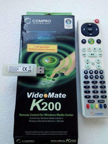 Telecomanda-Telecomenzi- Compro VideoMate K200_pt Windows Media Center