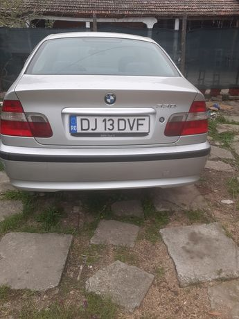 BMW e46 330x D an 2003