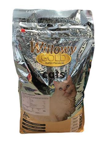 Willowy Gold Cats SuperPremium 10кг - Гранулирана Храна за Котки