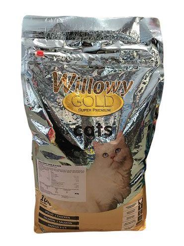Willowy Gold Cats SuperPremium 10кг - Гранулирана Храна за Котки гр. Пловдив - image 1