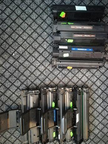 Cartuse goale imprimante laser