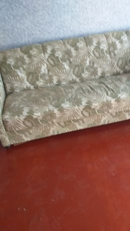 Мягкий уголок диван +2 кресла