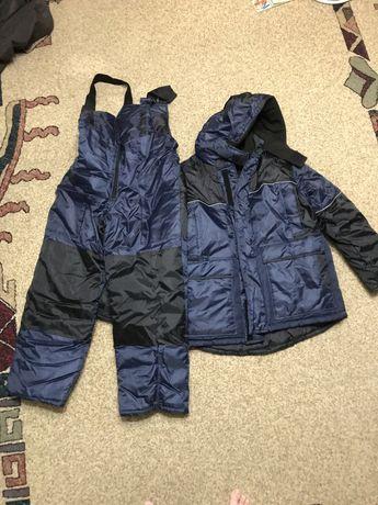 Продам зимний рабочий костюм