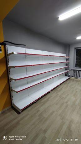 Магазинные оборудование полки Стеллажи и все что нужно для магазина