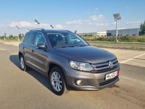 Vw Tiguan Facelift  4 Motion  2.0 diesel 170 cp An 2012 Euro 5