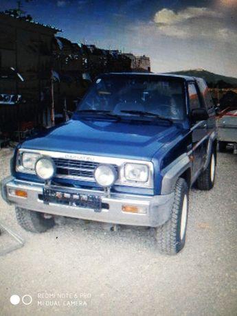 Daihatsu Feroza на части 1.6 97 ks