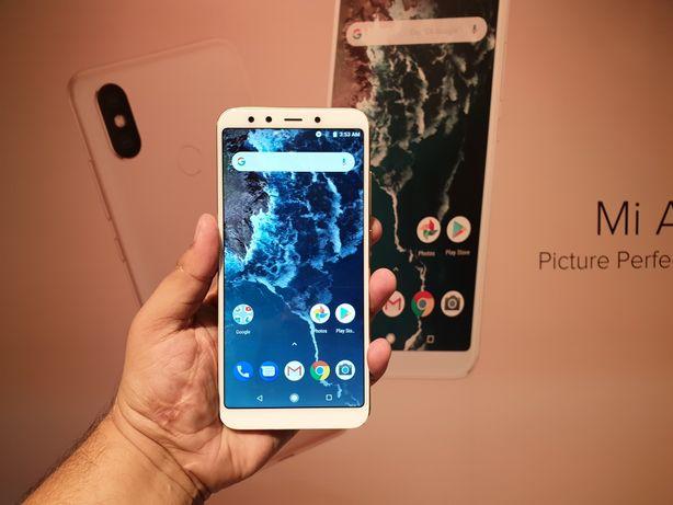 xiaomi mi a2. Мощный Игровой Смартфон 4/64 процессор Snapdragon 660