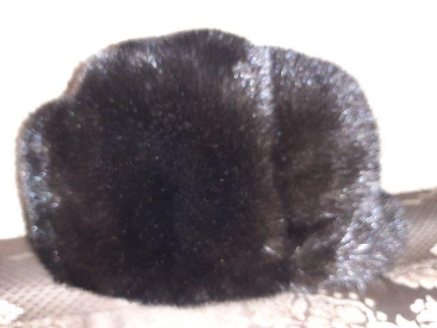 Мужской норка головной убор