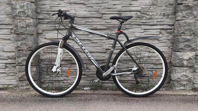 "Хардтэйл SCOTT SPORTSTER 30. Рама XL, 29"" колёса, гидротормоза, Deore"