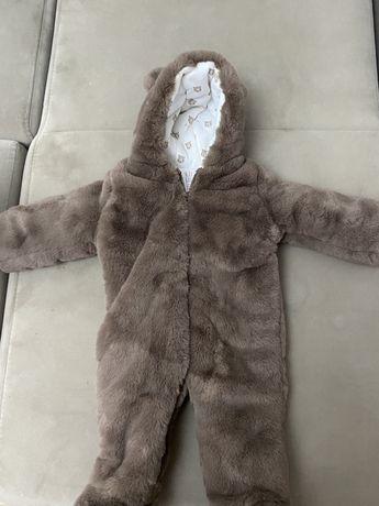 Costum ursuleț bebelusi 9-12 luni