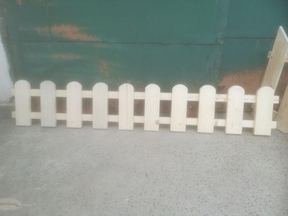 Елементи за декоративна ограда