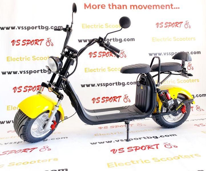 Citycoco VS 700 • Харли скутер VS Sport гр. Бургас - image 1