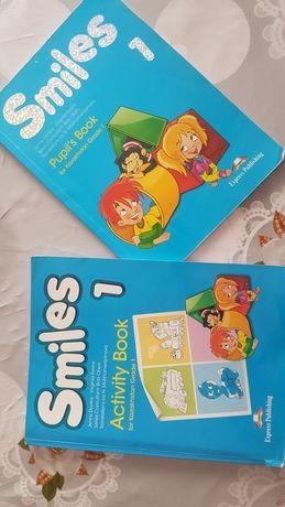 Продам учебник по английскому 1 класс на казахском !
