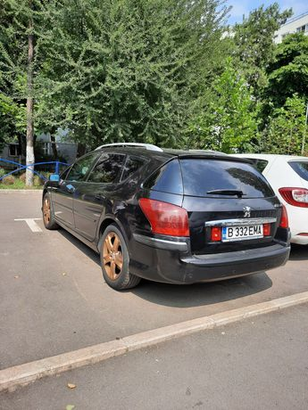 Peugeot 407 2000 HDI