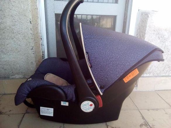 Chipolino Pooky столче-кошница за кола