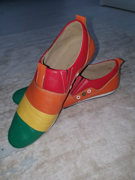 Pantofi piele Reggiana