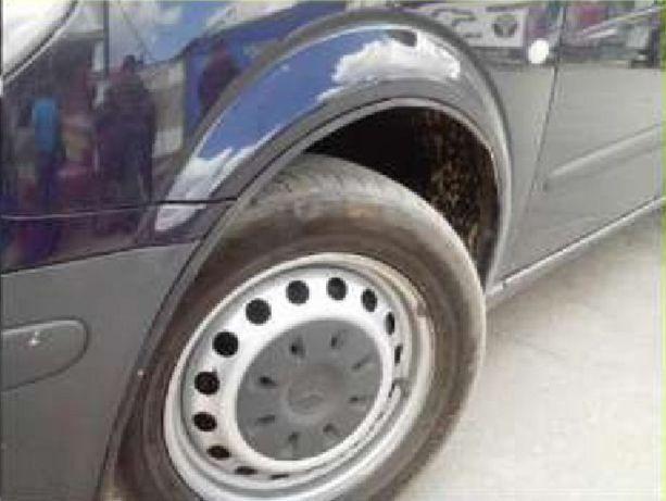 Подкрылки Mercedes-BENZ: Sprinter Vito